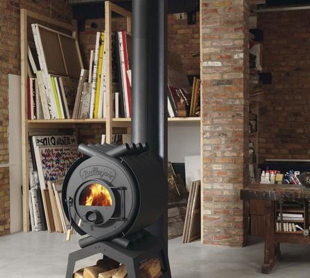 bullerjan free flow kaminscheune. Black Bedroom Furniture Sets. Home Design Ideas