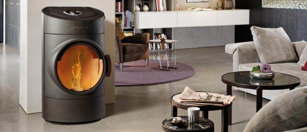 Austroflamm Clou Pellet – für alle die außergewöhnliches Design lieben